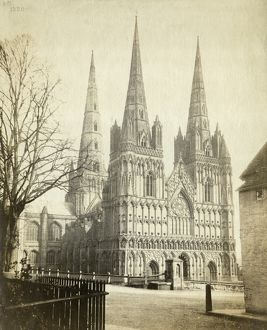 Lichfield Cathedral OP08956