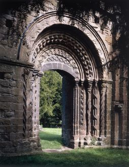 Lilleshall Abbey J990170