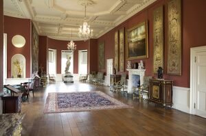 The Long Gallery at Rangers House N080634