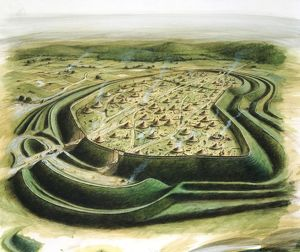 <b>Hillforts</b><br>Selection of 36 items