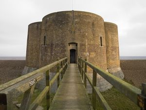 Martello Tower, Slaughden N071131