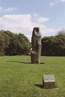 Monolith (Empyrean) Sculpture in Grounds of Kenwood