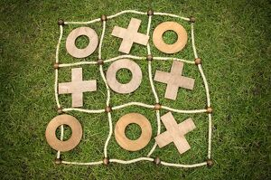 Noughts and Crosses DP046723
