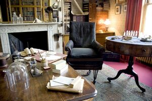 The Old Study, Down House N070716