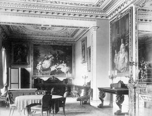Osborne House Dining Room c.1890 D880026