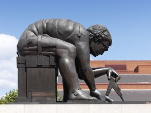 Paolozzi - Newton After Blake DP166953