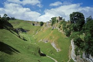 Peveril Castle N050075