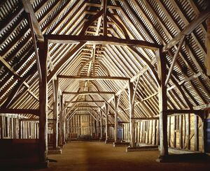 Prior's Hall Barn J850041