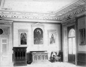 The Private Chapel, Osborne House c.1890 D880034