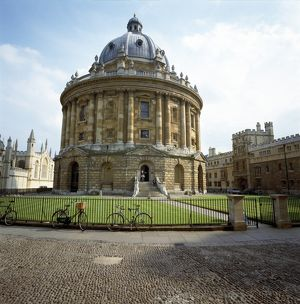 Radcliffe Camera, Oxford K991472