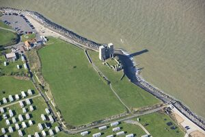 Reculver Towers and Roman Fort N080988