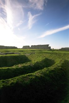 Roman forts (Selection of 53 Items)