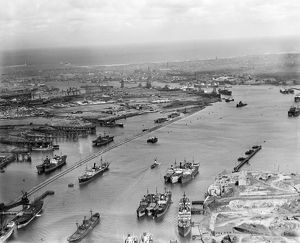 River Tyne 1935 EPW048817