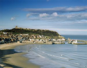 Scarborough Castle J870079