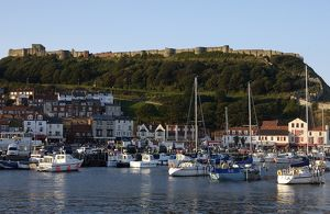 Scarborough Castle N060340