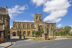heritage/abbeys priories south west england/sherborne abbey dp114047