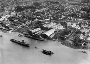 Shipyard at Southampton EPW020528