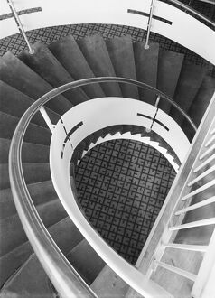 architecture/details/spiral staircase royal festival hall hkr01 04 476