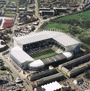 sports/football grounds air/st james park newcastle eac687965