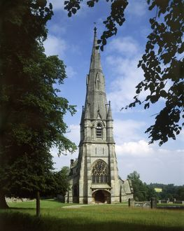 St Mary's Church, Studley Royal J940524