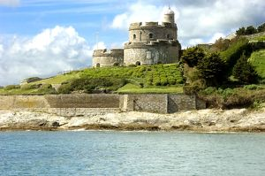 St Mawes Castle N070912