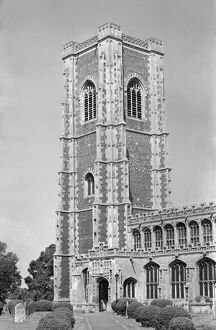 St Peter and St Paul's Church, Lavenham, Suffolk AA018054