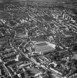 Stamford Bridge, Chelsea AFL03_aerofilms_a217871