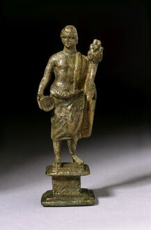 Statuette of Bonus Eventus K980245