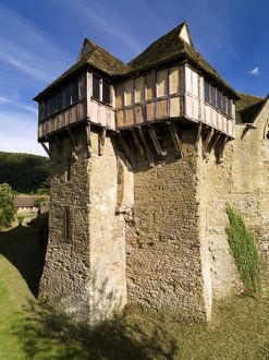 Stokesay Castle (Selection of 34 Items)