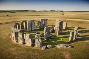 <b>Ancient monuments from the Air</b><br>Selection of 79 items
