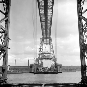 Tees Transporter Bridge AA55_04344