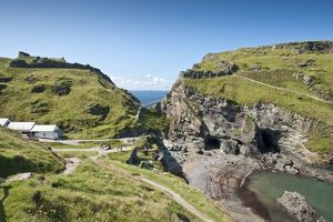 Tintagel Castle N090579