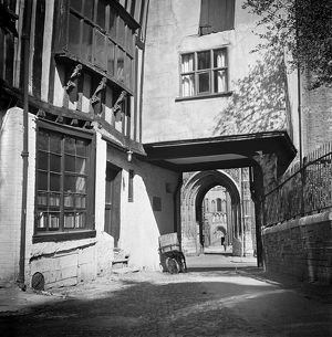 Tombland Alley, Norwich AA98_07528
