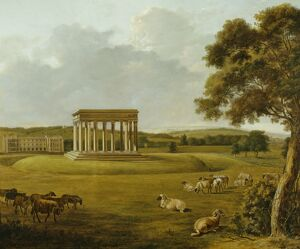 Tomkins - Audley End and the Temple of Concord J950034