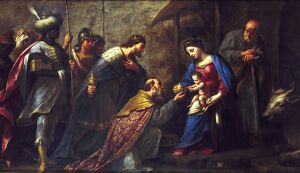 Vaccaro - The Adoration of the Magi J920067
