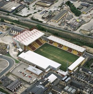 Valley Parade, Bradford EAW685534