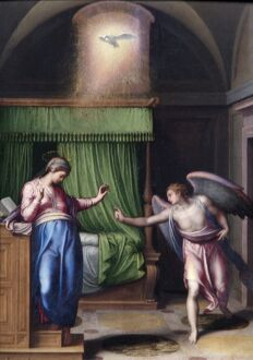 Venusti - The Annunciation N070573