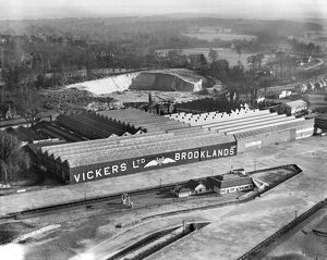 Vickers at Brooklands EPW056377