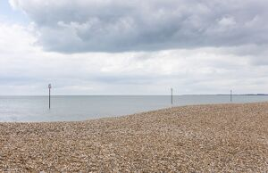 View from Bognor Regis Promenade DP217893