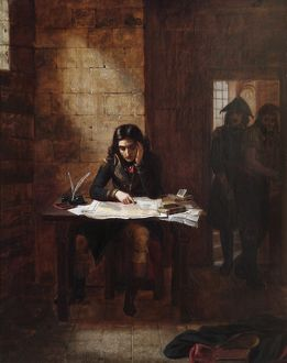 Ward - Napoleon in the Prison of Nice in 1794 N070687