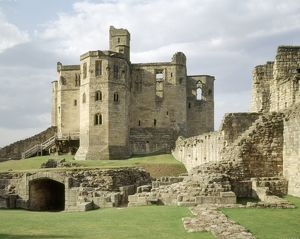 Warkworth Castle (Selection of 14 Items)