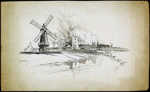 Wellington Windmill Barking CGH01_01_0187