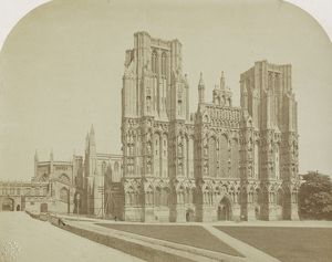 Wells Cathedral OP10863
