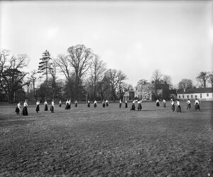 West Heath School for Young Ladies, Richmond 1909 BL20465_009