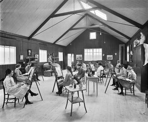 West Heath School for Young Ladies, Richmond 1923 BL26554_003