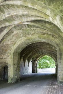 Whalley Abbey Gatehouse N100174