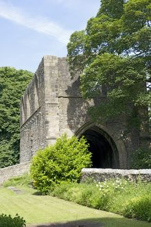 Whalley Abbey Gatehouse N100177