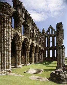 Whitby Abbey J850266