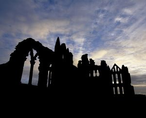 Whitby Abbey K020984