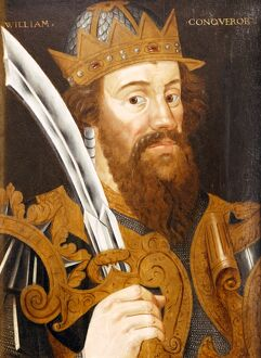William the Conqueror J980082